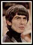 1964 Topps Beatles Color #11   George Harrison Front Thumbnail