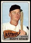 1965 Topps #321  Rusty Staub  Front Thumbnail