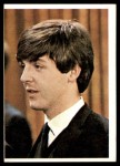 1964 Topps Beatles Color #38   Paul McCartney Front Thumbnail