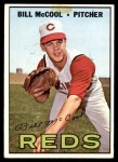 1967 Topps #353  Bill McCool  Front Thumbnail