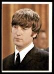1964 Topps Beatles Color #10   John speaking Front Thumbnail