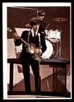 1964 Topps Beatles Color #54   Paul and Ringo in concert Front Thumbnail