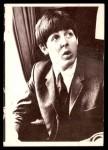 1964 Topps Beatles Movie #36   Paul Mccartney Is On Train Front Thumbnail