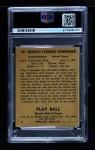 1941 Play Ball #19  Charlie Gehringer  Back Thumbnail