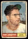 1961 Topps #152  Earl Torgeson  Front Thumbnail