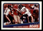 1988 Topps #68   -  Neal Anderson / Dave Duerson / Richard Dent  Bears Leaders Front Thumbnail