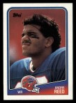 1988 Topps #224  Andre Reed  Front Thumbnail