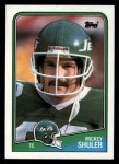 1988 Topps #307  Mickey Shuler  Front Thumbnail