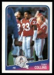 1988 Topps #178  Tony Collins  Front Thumbnail