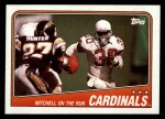1988 Topps #248   Cardinals Leaders Front Thumbnail