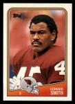 1988 Topps #257  Leonard Smith  Front Thumbnail