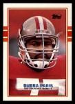 1989 Topps #22  Bubba Paris  Front Thumbnail