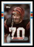 1989 Topps #34  Jim Skow  Front Thumbnail