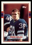 1989 Topps #56  Mark Kelso  Front Thumbnail