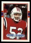 1989 Topps #200  Johnny Rembert  Front Thumbnail