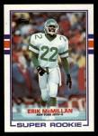 1989 Topps #223  Erik McMillan  Front Thumbnail