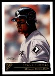2001 Topps Gallery #83  Frank Thomas  Front Thumbnail