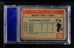 1972 Topps #122  Bobby Orr  Back Thumbnail