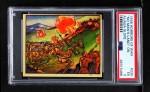 1938 Gum Inc. Horrors of War #230   No Mans Land on Aliaga Slope Front Thumbnail