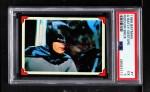 1966 Topps Batman - Riddler Back #7   Batly Gesture Front Thumbnail