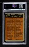 1962 Topps / Bubbles Inc Mars Attacks #55   Checklist  Back Thumbnail