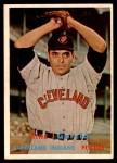 1957 Topps #300  Mike Garcia  Front Thumbnail