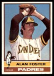 1976 Topps #266  Alan Foster  Front Thumbnail