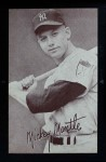 1947 Exhibits POR Mickey Mantle   Front Thumbnail