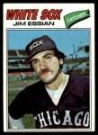 1977 Topps #529  Jim Essian  Front Thumbnail