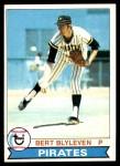 1979 Topps #308  Bert Blyleven  Front Thumbnail