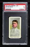 1910 M116 Sporting Life  Ed Reulbach  Front Thumbnail