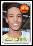 1969 Topps #608  Dick Simpson  Front Thumbnail
