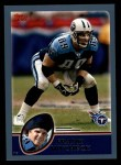 2003 Topps #22  Frank Wycheck  Front Thumbnail