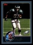 2003 Topps #36  James Thrash  Front Thumbnail