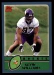 2003 Topps #359  Kevin Williams  Front Thumbnail