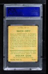 1933 Goudey Indian Gum #67  Simon Girty   Back Thumbnail