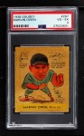 1938 Goudey Heads Up #287 Marvin Owen  Front Thumbnail