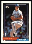 1992 Topps #108  Mike Timlin  Front Thumbnail