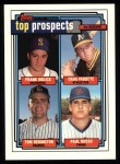 1992 Topps #473  Frank Bolick  Front Thumbnail