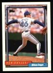 1992 Topps #717  Ken Dayley  Front Thumbnail