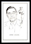 1950 Callahan Hall of Fame  Jimmy Collins  Front Thumbnail