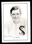 1950 Callahan Hall of Fame  Ed Walsh  Front Thumbnail
