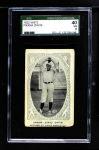 1922 W573    -  Frank Davis   Front Thumbnail