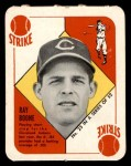 1951 Topps Red Back #23  Ray Boone  Front Thumbnail