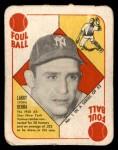 1951 Topps Red Back #1  Yogi Berra  Front Thumbnail