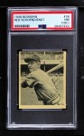 1948 Bowman #38  Red Schoendienst  Front Thumbnail