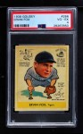 1938 Goudey Heads Up #242 / #266 Pete Fox  Front Thumbnail