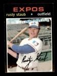 1971 Topps #560  Rusty Staub  Front Thumbnail