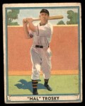 1941 Play Ball #16  Hal Trosky  Front Thumbnail