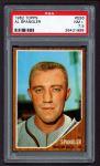 1962 Topps #556  Al Spangler  Front Thumbnail